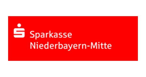 Logo der Sparkasse Niederbayern-Mitte